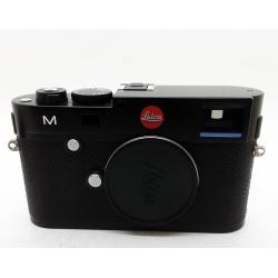 Leica M Digital Rangefinder Camera (Body Only, Black) M240