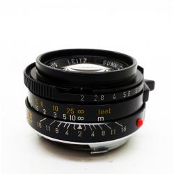 Leica Summicron M 35mm f/2 v.4 Pre-ASPH (7 elements)