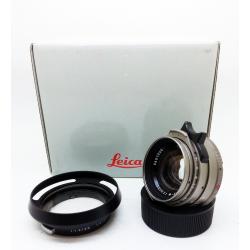 Leica Summilux-M 35mm f/1.4 (11860) Titanium