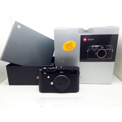 Leica M Digital Rangefinder Camera (Black) M240 USED