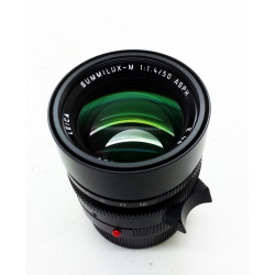 Leica Summilux -M 50mm f/1.4 ASPH Black (used)