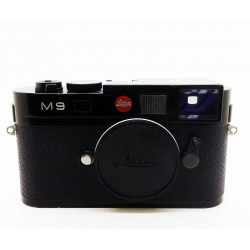 Leica M9 Digital Rangefinder Camera Body (Black) USED