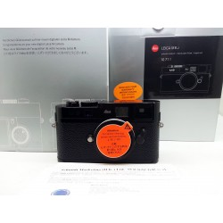 Leica M8.2 digital rangefinder camera (Black paint)