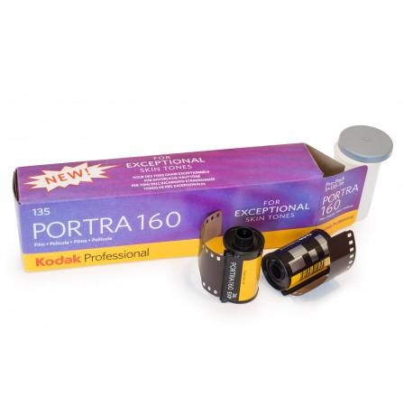 Kodak Professional Portra 160 Color Negative Film (135)