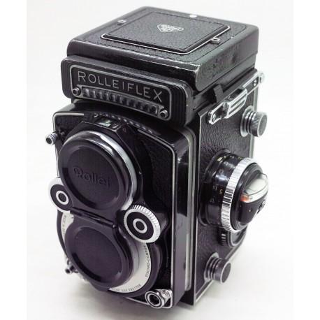 Rolleiflex T 3.5F White face