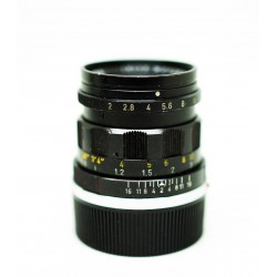 Leica Summicron-M 50mm f/2 v.3 Black (transitional)