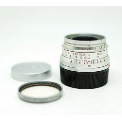 Leica Summicron-M 35mm f/2 (8 element)