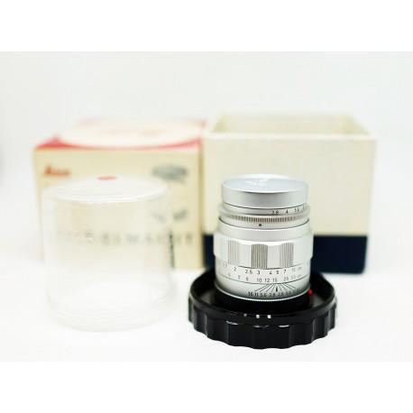 Tele -Elmarit 90mm/f2.8 Silver