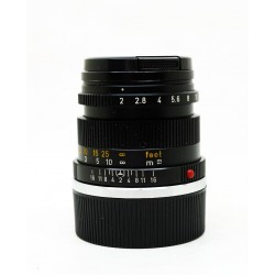 Leica Summicron-M 50mm f/2 v.3 High leg