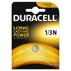 Duracell Photo 3 V 1/3N Battery (for Leica M6, M7, MP)