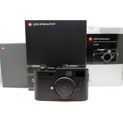 Leica M Monochrom Digital Camera (Black) CCD replaced