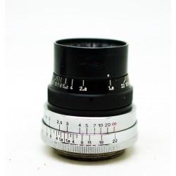 Angenieux S1 50mm f/1.8 LTM (Cine Lens)