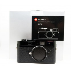 Leica M9-P Digital Camera Body (Black Paint) USED