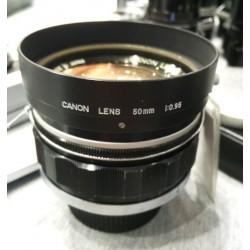 Canon 50/0.95