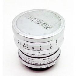Zunow 50mm/f1.1