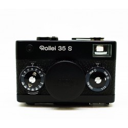 Rollei 35s point and shoot film camera