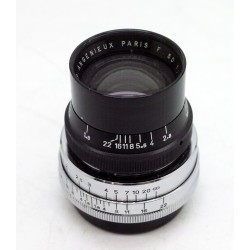 Angenieux Paris 50/f1.8 S1 LTM (original) (cine lens)