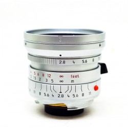 Elmarit-M 24mm/f2.8 ASPH Silver Chrome