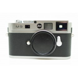 Leica M9 digital rangefinder camera (Steel Grey)