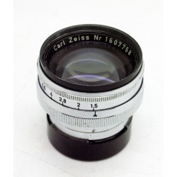 Carl Zeiss Sonnar 50mm/f1.5