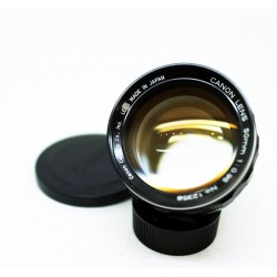 Canon 50mm f/0.95 (modified to Leica M mount)