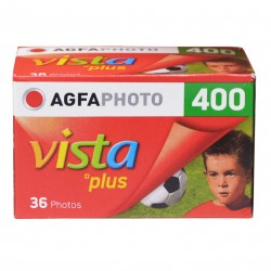 AgfaPhoto Vista plus 400 Color Negative Film (135)