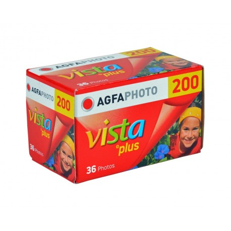 AGFAPHOTO 200 Vista Plus 36 Photo