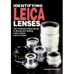 Identifying Leica Lenses: The Complete Pocket Guide to Buying and Selling Leica Lenses Like an Expert