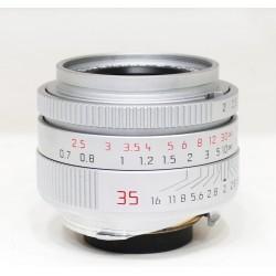 Leica Summicron - M 35mm/f2 ASPH Silver 11882