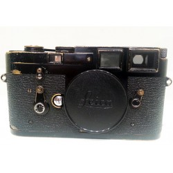 Leica M3 Camera (Original Black Paint)