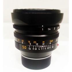 Leica Noctilux-M 50mm f/1.0 v.4 Internal hood (6 bit coding)