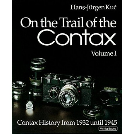 Contax On The Trail Of The Contax Vol 1 & Vol 2 Set