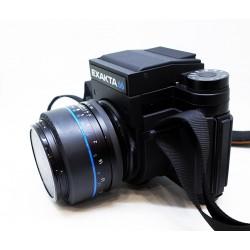 Exakta 66 & 80mm/f2.8 Lens