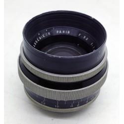 Angenieux Paris 50mm/f1.5 S21 (cine lens)