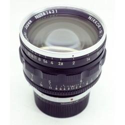 Nikkor-N 55mm/f1.1