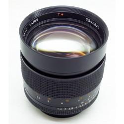 carl zeiss planar 85mm/f1.4