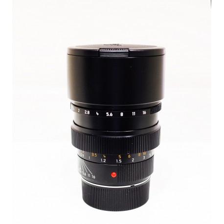 Leica Summilux - M 75mm/f1.4