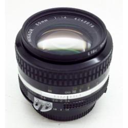 Nikkor 50mm/f1.4