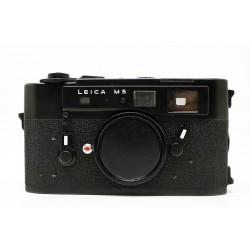 Leica M5 Film Rangefinder Camera (3 lugs)