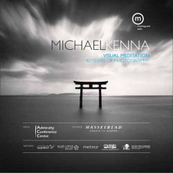 Michael Kenna - Visual Meditation (40 years of photography) ticket
