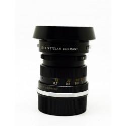 Leica Summicron 50mm/f2 lens