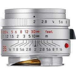 BRAND NEW Leica 11674 Summicron-M 35mm f/2 ASPH Lens (Silver)