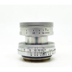 Leica Summicron 50mm/f2 V.1 LTM Radioactive