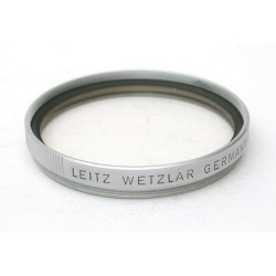 Leitz E39 UVa filter