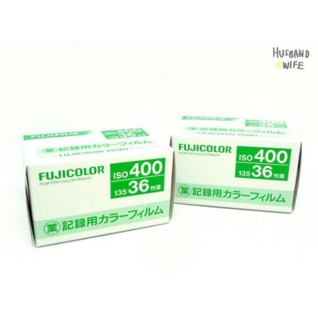 fujifilm 400 film