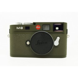 Leica M8.2 safari digital rangefinder camera