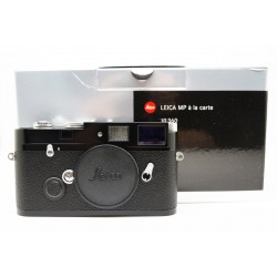 Leica MP a-la-carte Black Paint ( Brand New) a la carte 10360