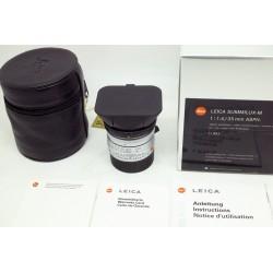 Leica Summilux M 35mm f/1.4 ASPH (SILVER)