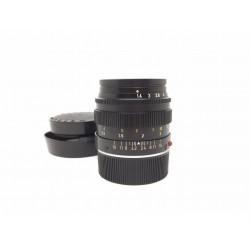Leica Lens Summilux 50mm/f1.4 Black
