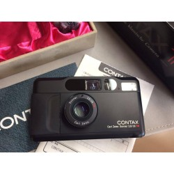 Contax T2 film point and shoot Camera (brand new)